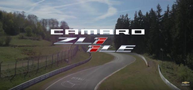 Camaro Crushes the 'Ring!