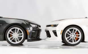 Online Exclusive: 50th Anniversary Camaros Reviewed