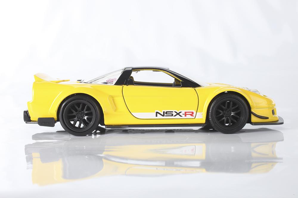 Collectible, Diecast, Jada, JDM, Import Tuner, Honda, Fast & Furious, Japan