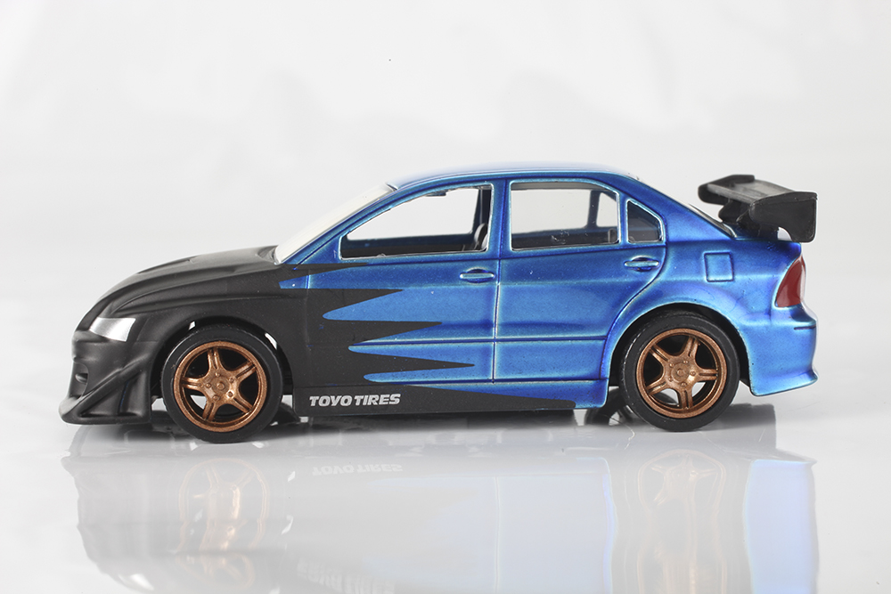 Collectible, Diecast, Jada, JDM, Import Tuner, Evo, Mitsubishi, Fast & Furious, Japan