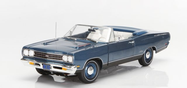 Auto World's 1969 Plymouth GTX Convertible [ONLINE EXCLUSIVE]
