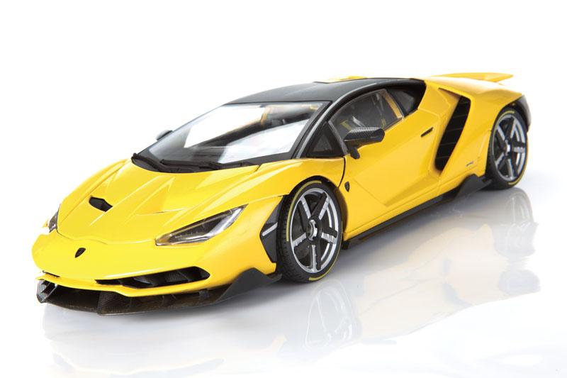 Maisto Exclusive Edition Lamborghini Centenario left side view