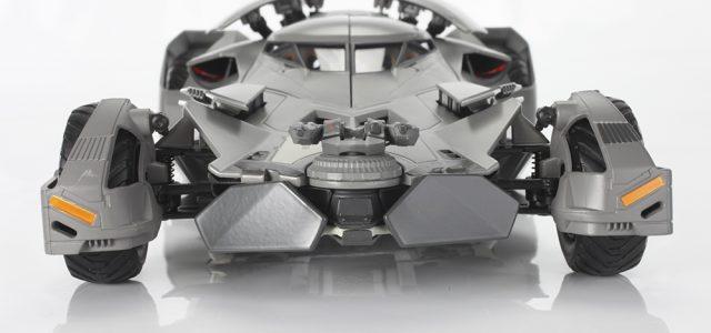 Hot Wheels Elite Batman v Superman Batmobile [ONLINE EXCLUSIVE]