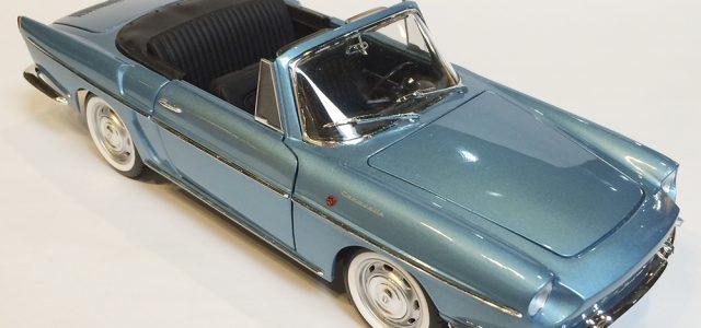 Norev Renault Caravelle: Italian Design, French Engineering, U.S. Name…