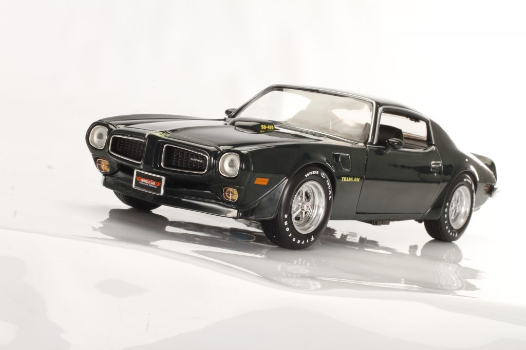 Muscle Car, Diecast, Collectible, Pontiac, Super Duty, SD455, 1/18, 1970s