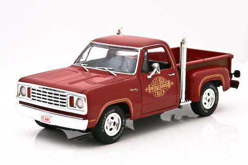 Muscle Car, Muscle Truck, Diecast, Collectible, Ertl, Mopar, Dodge, Lil Red Express, 1/18, 1:18, 1970s