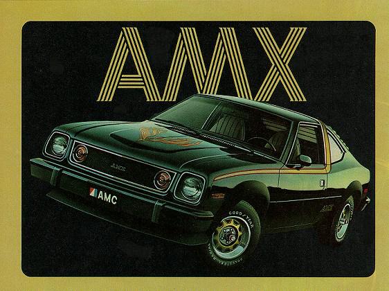 Muscle Car, Diecast, Collectible, AMC, AMX, 1/18, 1970s