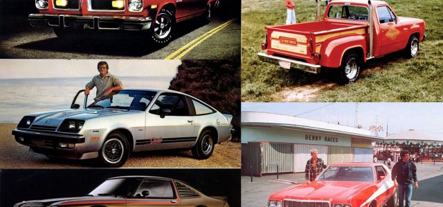 Secretly Cool Muscle Cars Of The PostMuscle S Die Cast X - Cool muscle cars