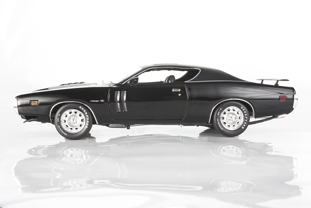 American Muscle, Muscle Car, Mopar, 1971 Dodge Charger, R/T, 440 Magnum, Auto World, Ertl, Round2