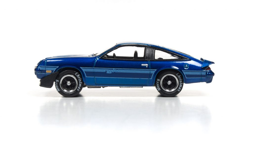 Muscle Car, Diecast, Collectible, Johnny Lightning, Chevy, Monza Spyder, Smallblock V8, 1/64, 1970s