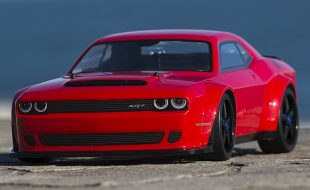 Kyosho made an RC Dodge Demon!