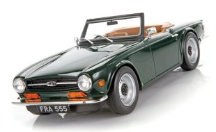 Diecast review: LS Model Triumph TR6