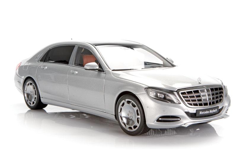 Diecast reviews: AUTOart Mercedes-Maybach S600