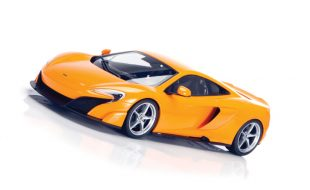 Diecast reviews: Kyosho Ousia McLaren 675LT