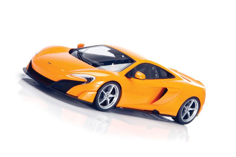 Diecast Reviews: Kyosho Ousia McLaren 675LT