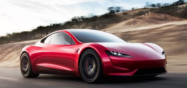 Tesla Roadster 2.0 — You're not going to believe how fast this thing is!!!