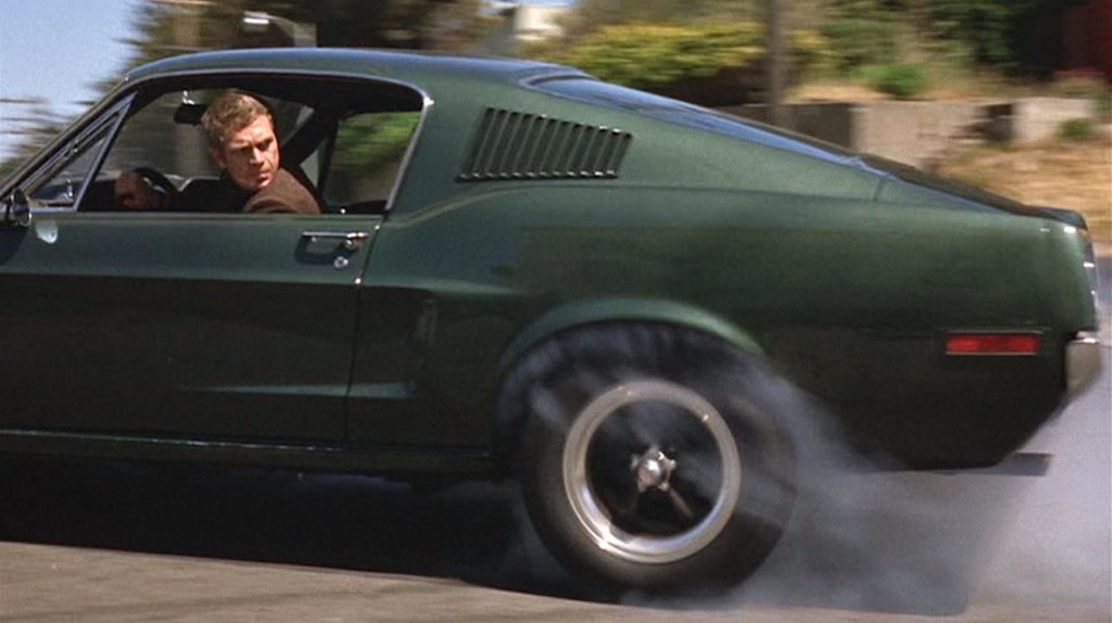 Muscle Car, Ford Mustang, Movie Car, Star Car, Steve McQueen, Bullitt Chase, 1968, Dodge Charger, AUTOart, GreenLight, Auto World