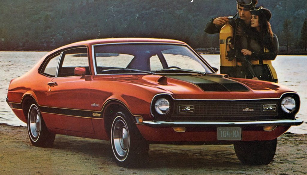 Muscle Car, Diecast, Collectible, Ford, Maverick, Grabber, Ford 302, 1970s, Budget Muscle