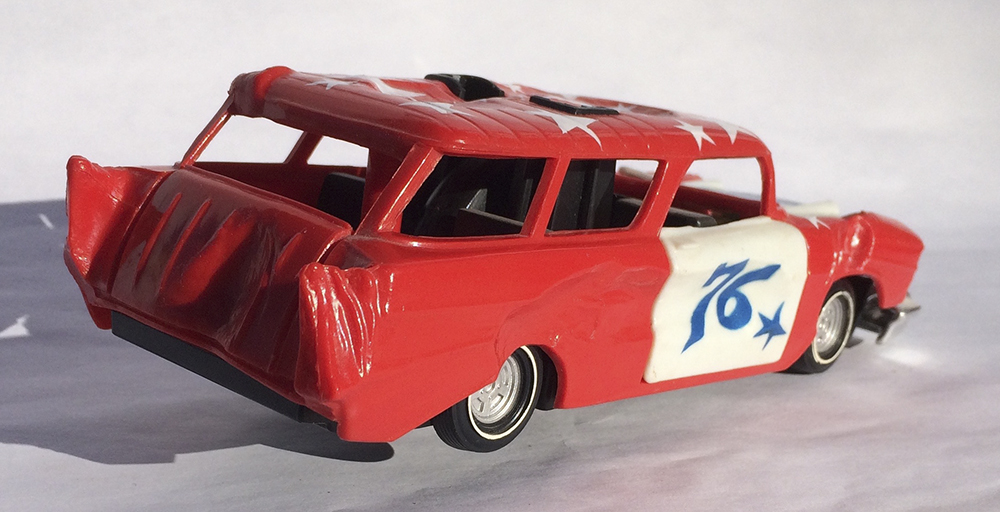 Collectible, Muscle Car, Scale Model, Rip-Cord, Kenner, Stunt Car