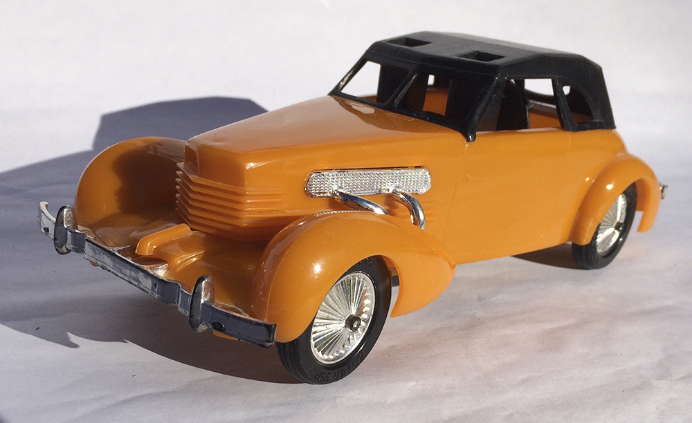 Collectible, Classic Car, Vintage, Scale Model, Rip-Cord, Kenner, Stunt Car