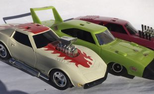 Rip-Roaring Fun: Kenner's SSP Cars
