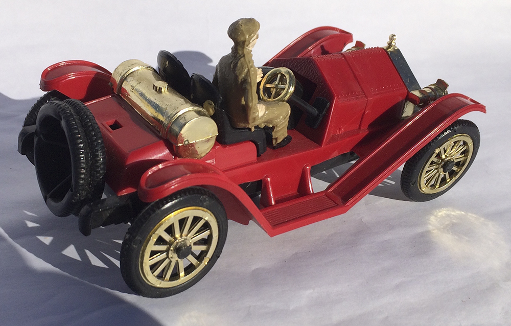 Collectible, Calssic Car, Vintage, Scale Model, Rip-Cord, Kenner, Stunt Car