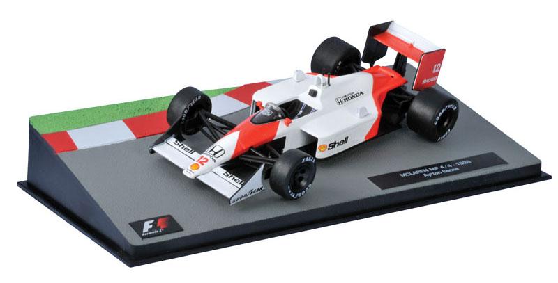 1988 McLaren MP4/4—Ayrton Senna