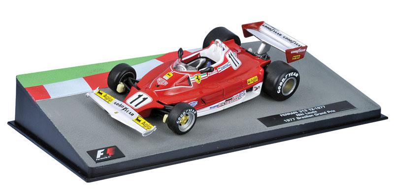 1977 Ferrari 312T2—Niki Lauda