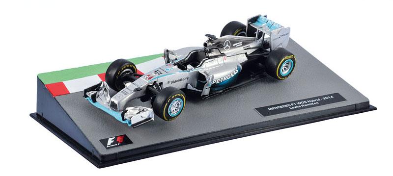 2014 Mercedes F1 W05 Hybrid—Lewis Hamilton