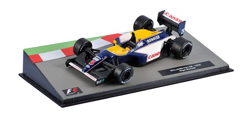 1992 Williams FW14B—Nigel Mansell