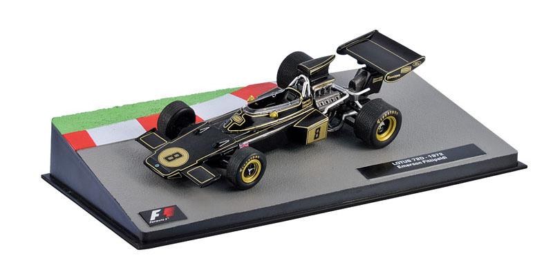 1972 Lotus 72D—Emerson Fittipaldi