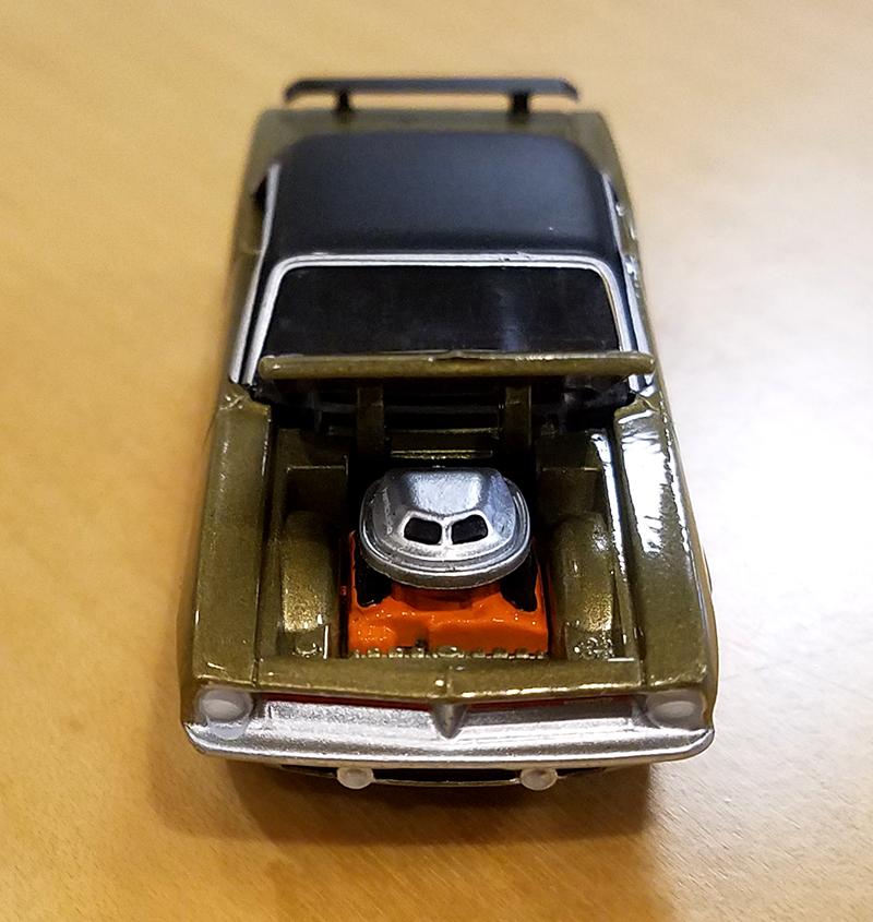 Diecast Muscle Car, Mopar, Hemi, Cuda, collectible, 1:64, 1/64, GreenLight, M2 Machines