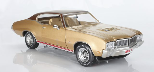 Auto World 1970 Buick GS 455 Stage 1 [ONLINE EXCLUSIVE]