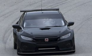 The Civic Type R Touring Car Looks AMAZING! [Really.]