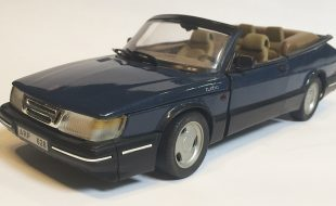 Anson Saab 900 Turbo Cabriolet