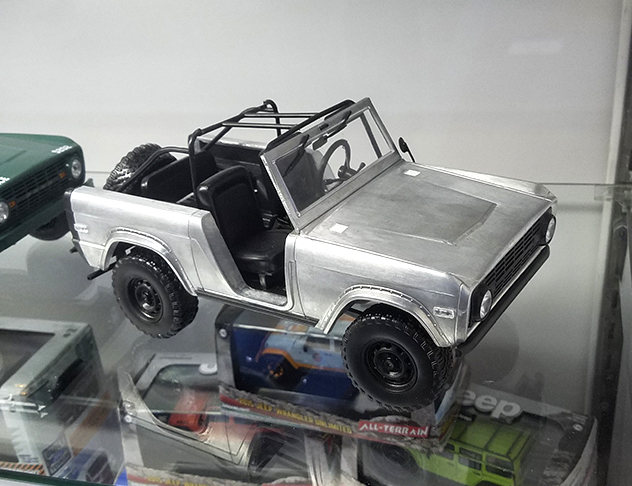 GreenLight, 1:18, Steve McQueen, Bronco, 4x4, off-road, diecast, collectible