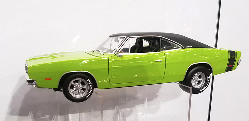Maisto, Design, Mopar, Cragar, 1969 Dodge Charger, 1:18, Muscle Car, Collectible