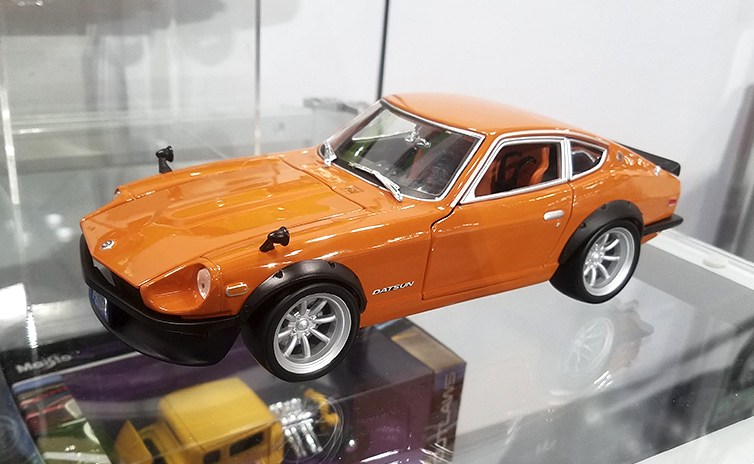 Maisto, Design, Datsun Z, 240Z, 1, 1:18, Classic Sports Car, Collectible