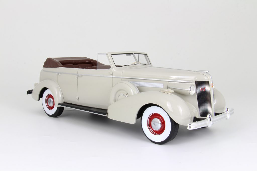 Best of Show, BoS, Buick Roadmaster, convertible, Pre-War Classic, 1:18, diecast, resin, collectible