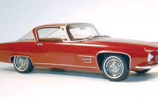 Diecast 1:18 1961–62 Ghia 6.4L by Best of Show