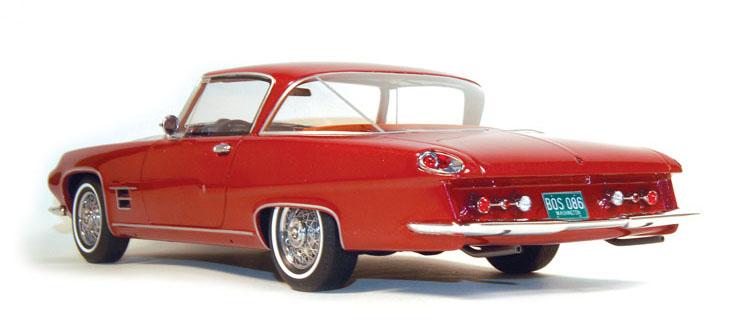 Diecast 1:18 - 1961–62 Ghia 6.4L