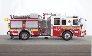 Fire Replicas  FDNY Engine 45 KME Severe Service Pumper