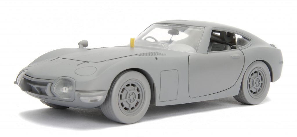 Jada, JDM Tuners, 1:24, Classic Japanese sports car, diecast, collectible, Toyota 2000GT