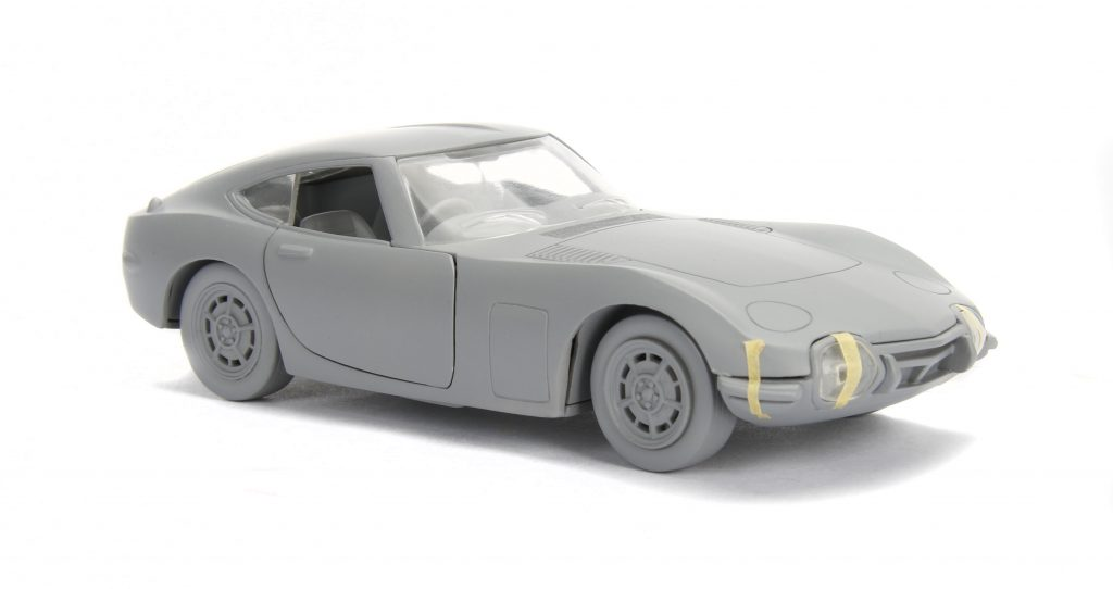 Jada, JDM Tuners, 1:32, Classic Japanese sports car, diecast, collectible, Toyota 2000GT