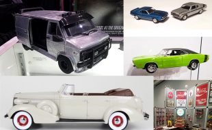 SHOWTIME! The Best New Diecast from Nuremberg and New York