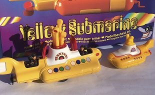 Diecast Beatlemania: The Yellow Submarine