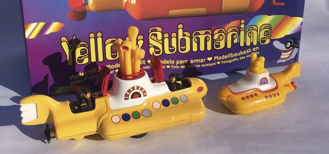 We're All Collecting The Yellow Submarine