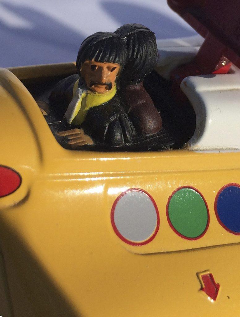 The Beatles, Hot Wheels, Corgi, AMT, Ertl, Music Collectible, Ringo Starr, Yellow Submarine