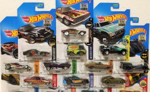 Hot Wheels Highway – 2017 Factory-Sealed Master Set