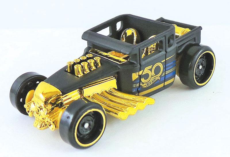 Hot Wheels Flashback Celebrating Hot Wheels 50th Anniversary With